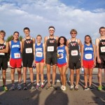 2012 runners from Moore and Westmoore High Schools